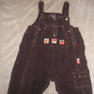 Other - MARESE Brown Overalls 12 months